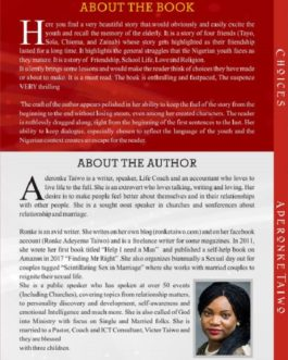 Choices (A Novel)-PDF VERSION