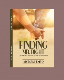 Finding Mr Right-(eBook)
