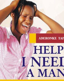 Help I Need A Man! (PDF VERSION)