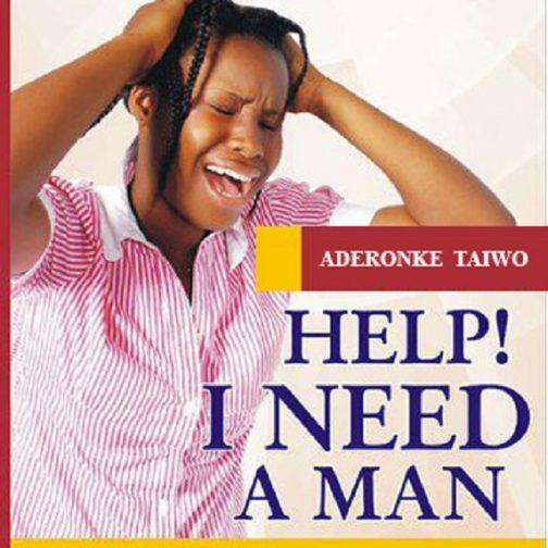 Help I need a man!