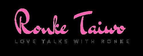 Ronke Taiwo Relationship & Life Coach