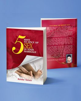 5 Ways to Spice up Sex in Your Marriage-eBook